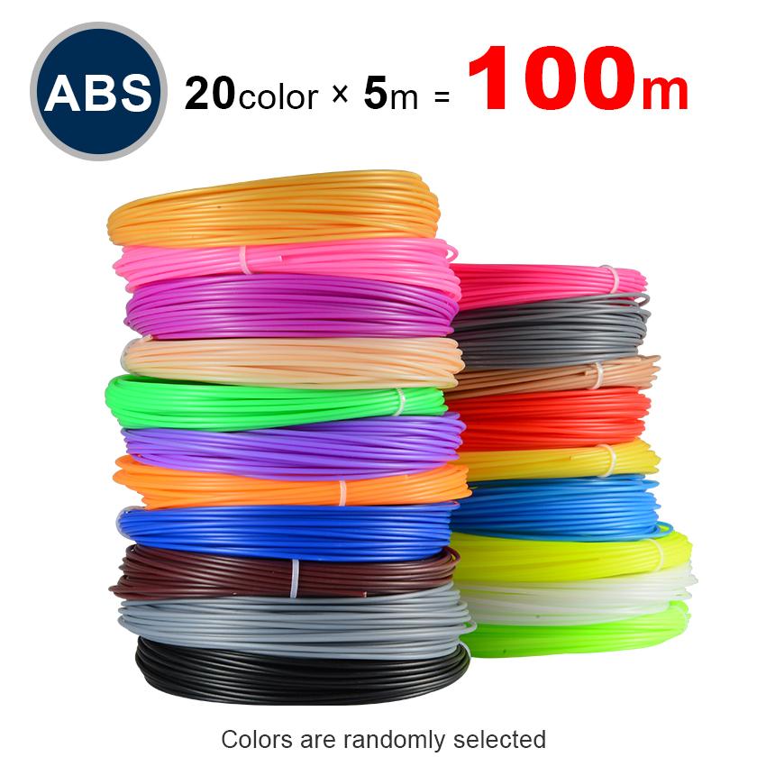 perfect 3d Pen special abs filament pla 1 75mm pla filament 3d printer abs 3d pen